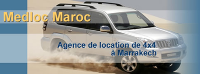 Rent 4x4 Marrakech